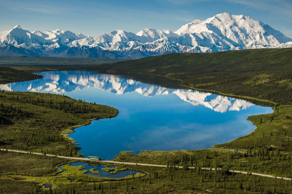 Denali National Park and Preserve - The MILEPOST