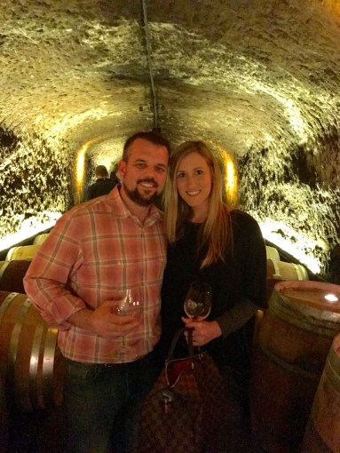 barrel tasting, del dotto napa valley, chase ultimate rewards, andaz napa