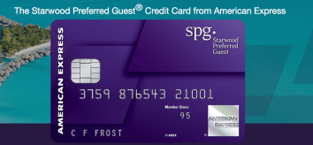 Starwood preferred guest, SPG starpoints