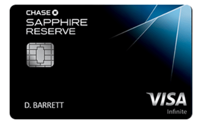 Chase Ultimate Rewards chase sapphire reserve bonus category