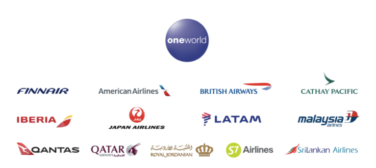 Oneworld alliance 2019