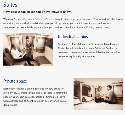 singapore airlines suites jfk-fra, europe with ultimate rewards
