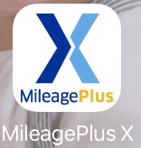 United MileagePlus X app