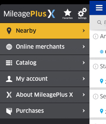 Earn bonus United miles with the United MileagePlus X app