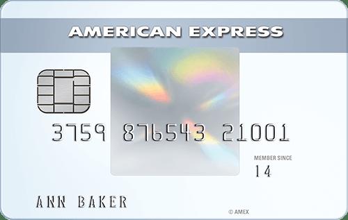 Amex Everyday Credit card 2019 no annual fee