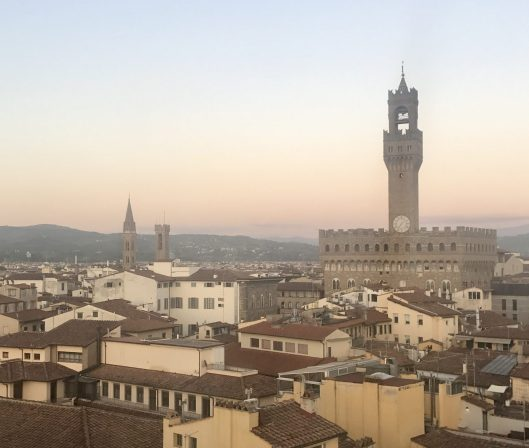 Florence hotels on points