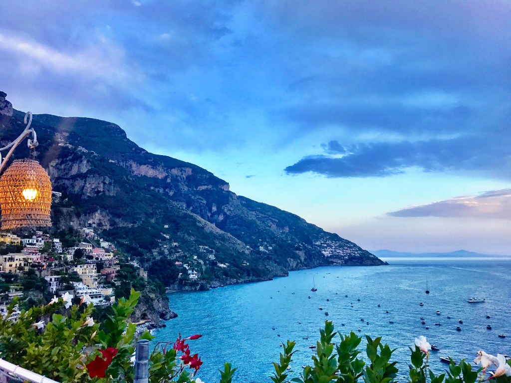 positano on miles and points