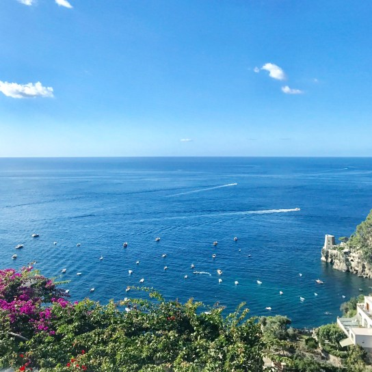 Hotels in Positano on Chase Ultimate Rewards points