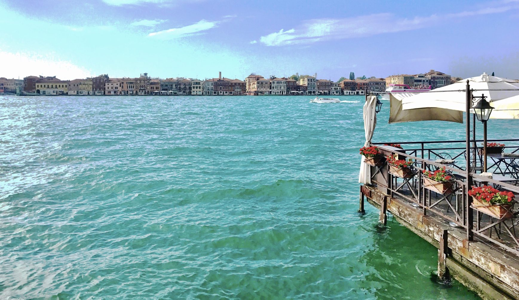 Venice on points