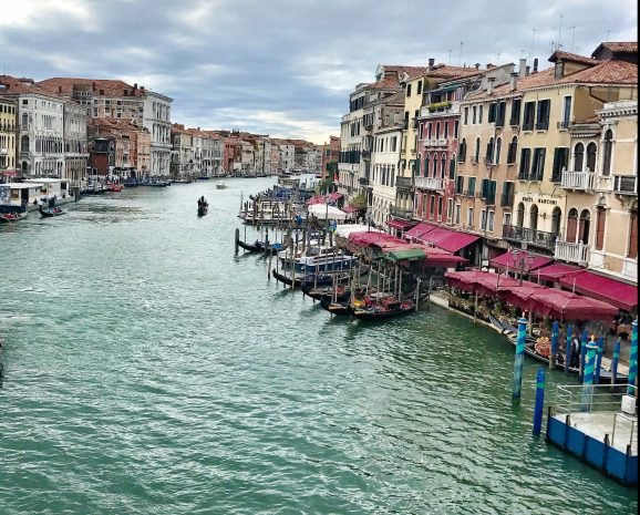 Venice hotels on points