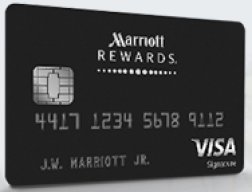 marriott rewards premier credit card from chase