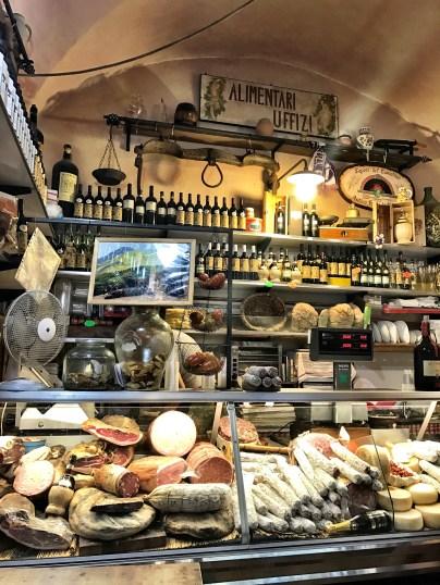 Alimentari Uffizi Florence