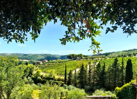 Tuscany on Ultimate Rewards points
