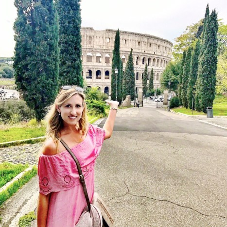 rome on miles and points