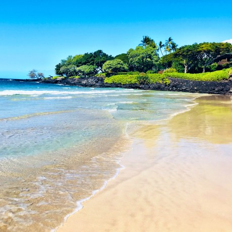 Starwood Big Island hotels
