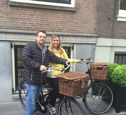 Amsterdam on miles and points