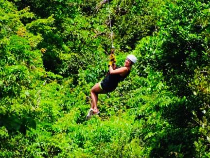 Costa Rica on miles