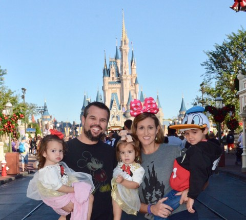 cash back credit cards Disney world