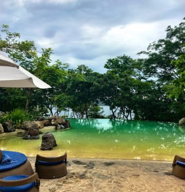 andaz Costa Rica on points