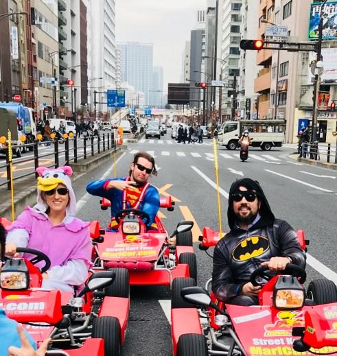 Mari Cart Tokyo