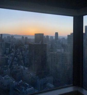 Ritz Osaka Marriott Rewards