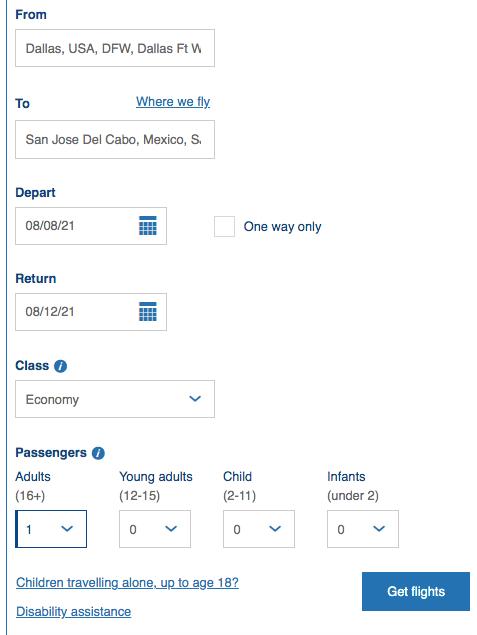 how to redeem British airways avios