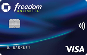 Chase Freedom Unlimited, best credit card offers of 2019