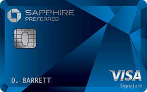 Chase Sapphire Preferred Best credit card offers
