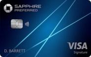 Chase Sapphire Preferred 2021