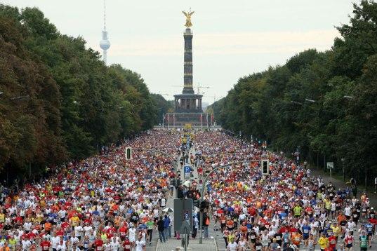#6: Berlin Marathon -