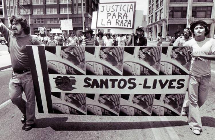 Dallas film spotlights 1973 cop murder of Santos Rodriguez