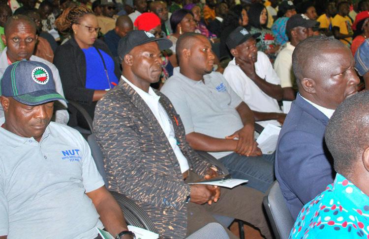 Delegados a encuentro continental africano de solidaridad con Cuba en Nigeria, sept. 23. Hubo delegaciones de 26 naciones africanas, y de Cuba, Venezuela y Estados Unidos.