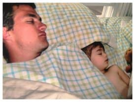 How do I get my kid out of my bed?, cosleeping, bed sharing, breastfeeding