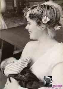 breastfeeding bride - Copy - Copy