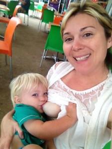 night weaning, gentle night weaning, breastfeeding toddler