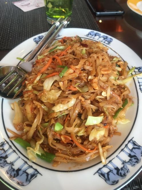 Pad Thai also with Chicken