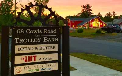 Hadley, Amherst projects show rebounding economy