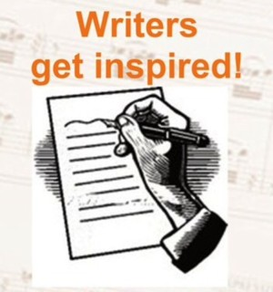 Writers get inspired musical workshops