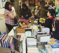 World Book Day Sale in action