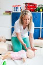 emergency first aid for kids training at The MIll E17