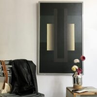 the Millen House _ art & design gallery _ ton Pape painting