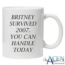 Tazza Britney Spears