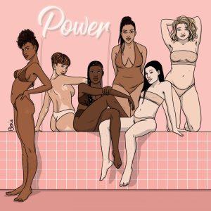 Le opere sexy di Elonie Lopes