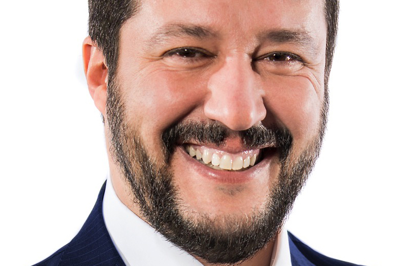 Matteo Salvini ©_ANGELO_TRANI