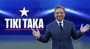 Chiambretti a Tiki Taka: cronaca di una morte annunciata?