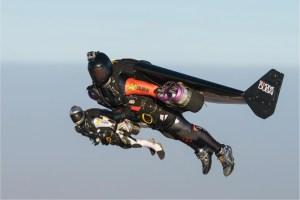 Catalogo dei MILLENNIAL #109 Vincent Reffet (Jetman). La tua enciclopedia dei millennial
