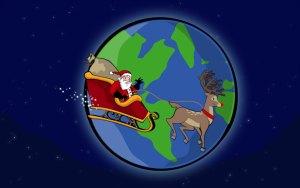 Tutti scaricano Babbo Natale. Anzi è proprio il più scaricato d'Europa