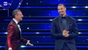 Zlatan Ibrahimovic a Sanremo certifica che il pallone non è più il core business del calcio
