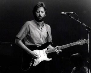 Eric Clapton, la mano lenta di Dio