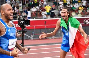 Marcell Jacobs e Gianmarco Tamberi, è l'estate più azzurra di sempre